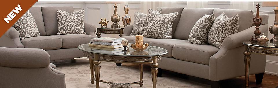 Tatiana Living Room Collection