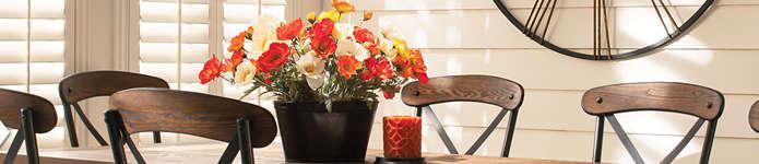 Home Decor - Silk Floral Arrangements