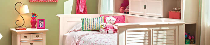 Bedrooms - Daybeds